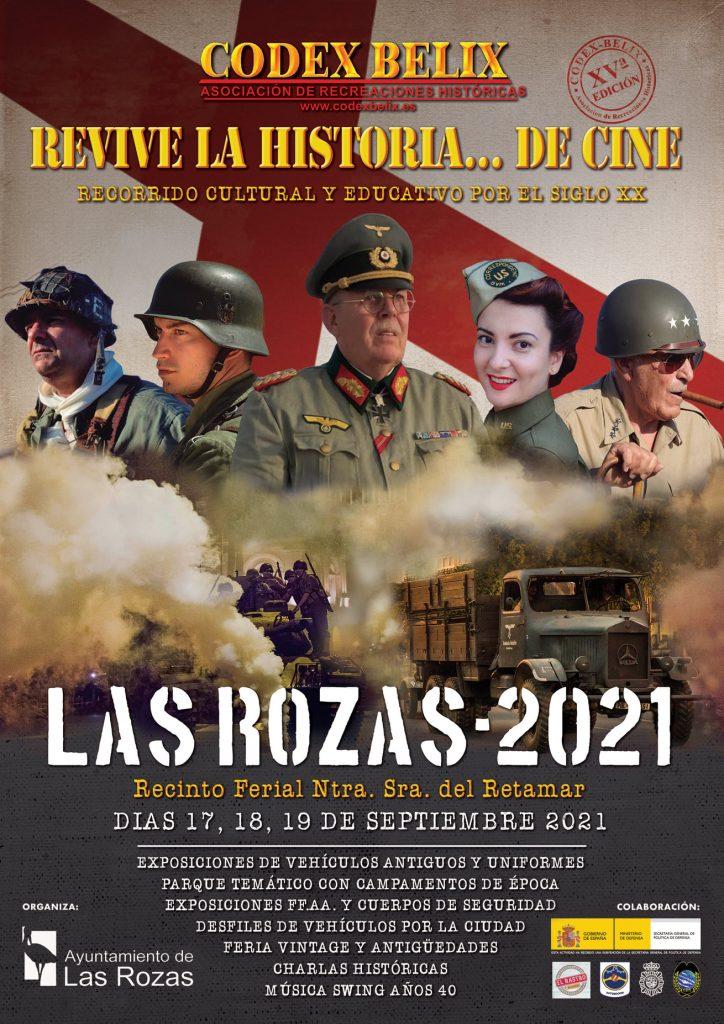 REVIVE LA HISTORIA DE…CINE 2021